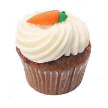 Carrot_Walnut_Cupcake