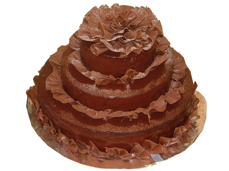 Prestige Engagement Cake