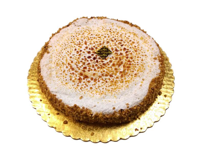 Walnut Dacquoise Cake