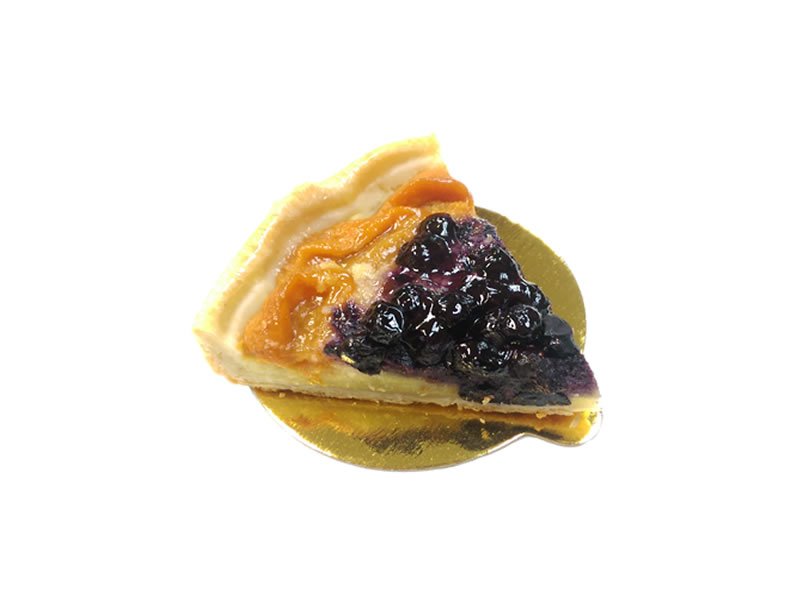 Apricot Blueberry Dessert
