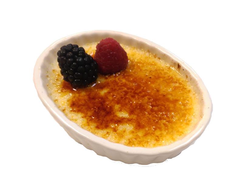 Creme Brûlée Dessert