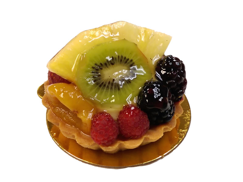 Fresh Fruit Tart Dessert