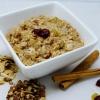 Wholesome gluten FREE oatmeal GF V