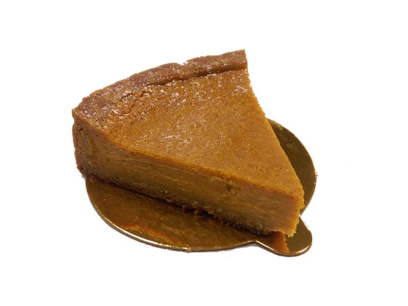 Pumpkin Tart Dessert