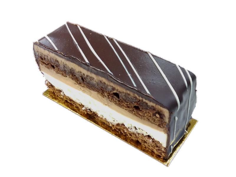 Trio Chocolate Terrine Dessert