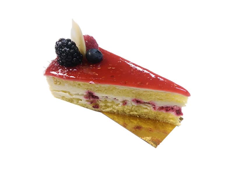 White Chocolate Raspberry Dessert