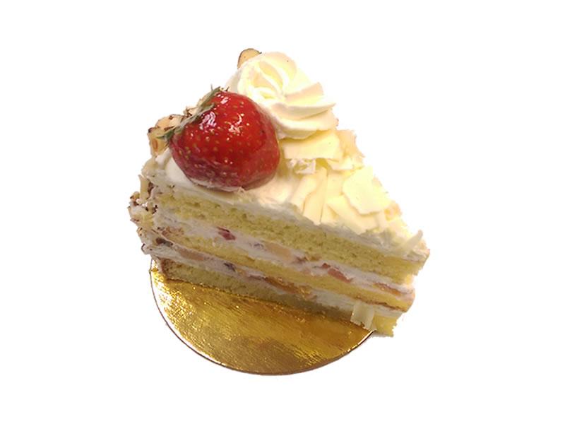White Forest Dessert