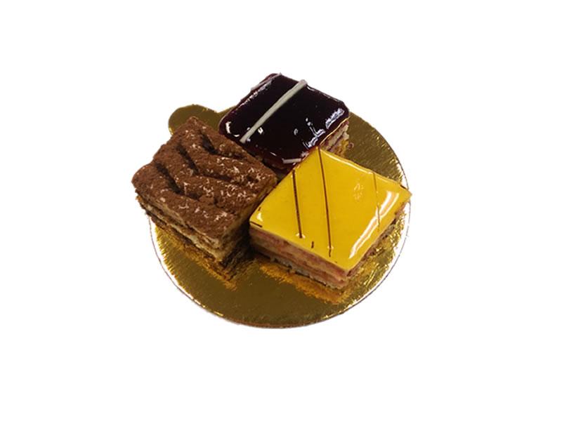 Mini Pastries Dessert
