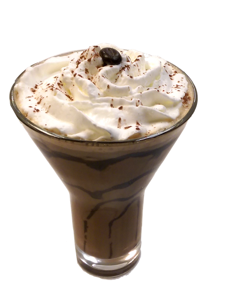 Caffé Mocha (Hot Or Iced)