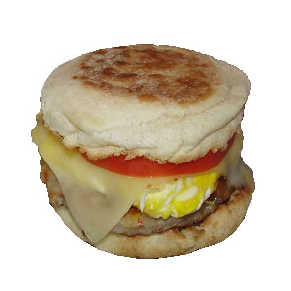 Sausage Egg Muffin
