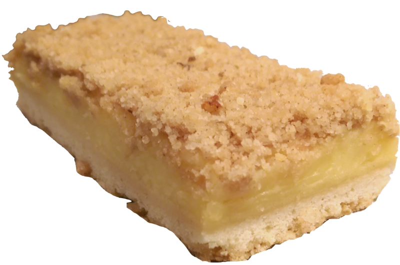 Key Lime Crumble Bar