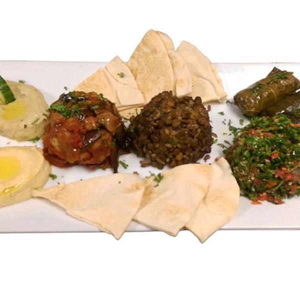 Mezza Platter