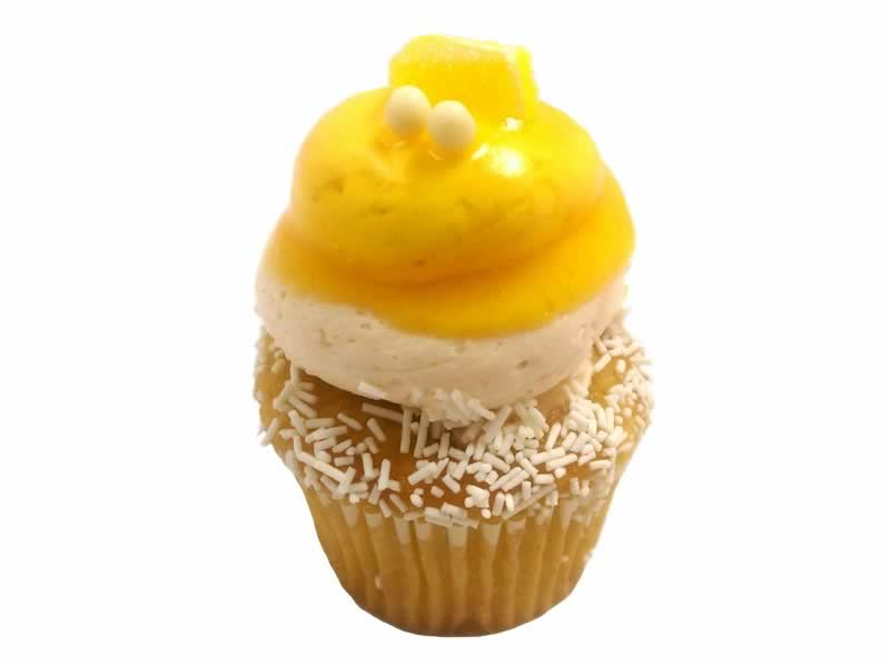 Passion Fruit Cupcake