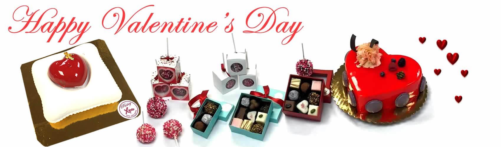 Happy Valentines Pastryxpo 2017