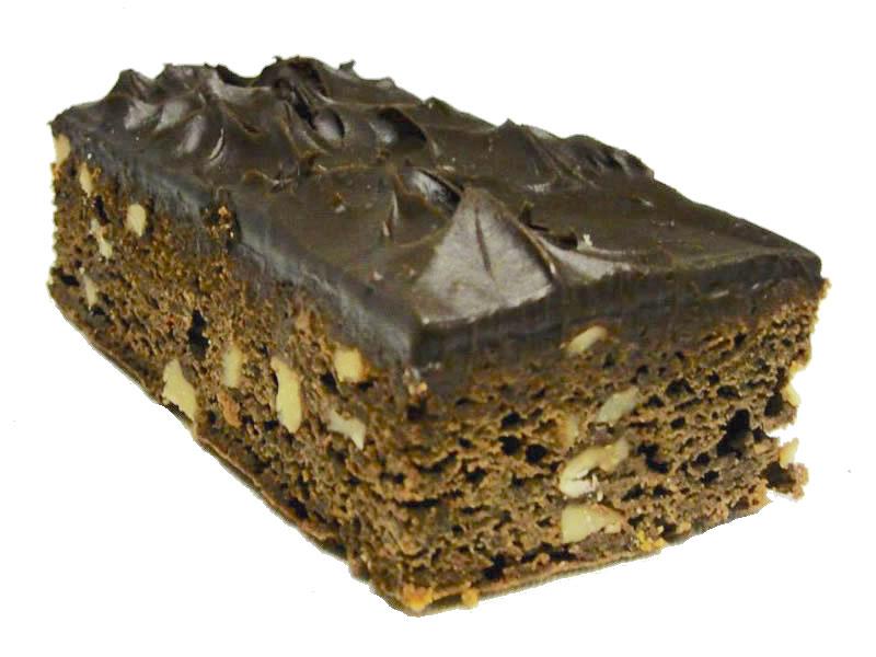 Walnut Brownie Bar